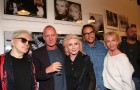 PHOTOS: Blondie Exhibition Opens at Hotel Chelsea