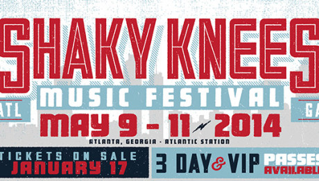 shaky knees